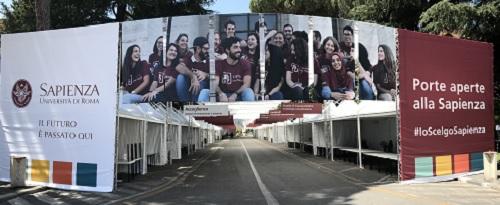 Porte Aperte alla Sapienza 2017