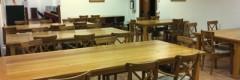 Sala lettura della Biblioteca Bbcd Sapienza - Edificio Antropologia